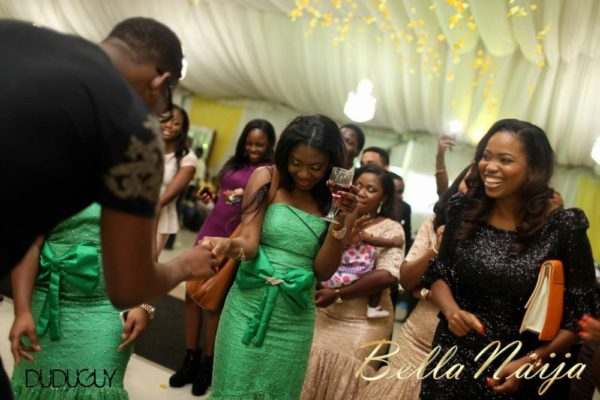 Tosin Alakija & Dotun Akinbode White Wedding 1 - March 2013 - BellaNaija310