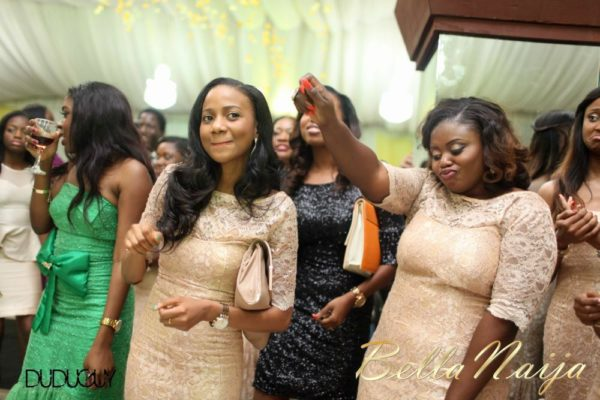 Tosin Alakija & Dotun Akinbode White Wedding 1 - March 2013 - BellaNaija311