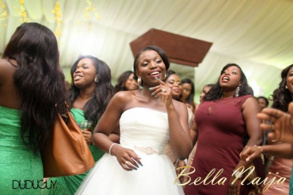 Tosin Alakija & Dotun Akinbode White Wedding 1 - March 2013 - BellaNaija313