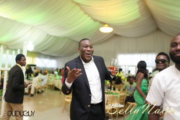 Tosin Alakija & Dotun Akinbode White Wedding 1 - March 2013 - BellaNaija315