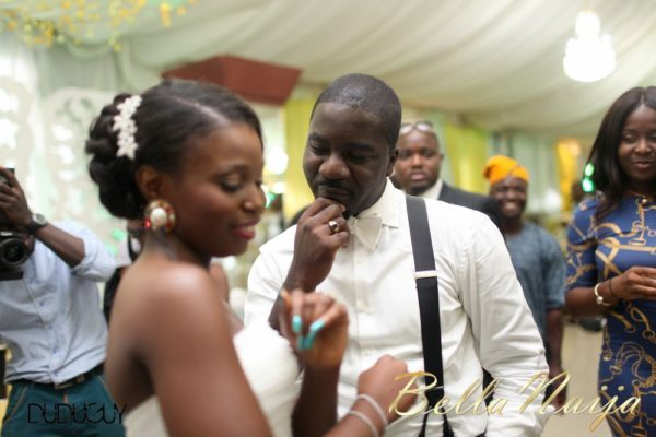 Tosin Alakija & Dotun Akinbode White Wedding 1 - March 2013 - BellaNaija318