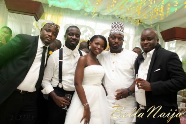 Tosin Alakija & Dotun Akinbode White Wedding 1 - March 2013 - BellaNaija323