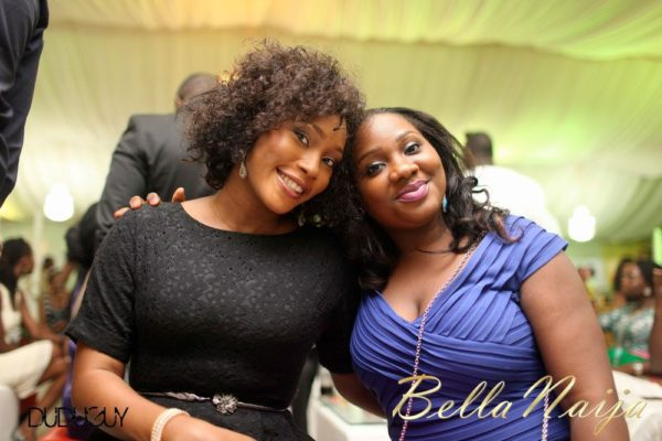 Tosin Alakija & Dotun Akinbode White Wedding 1 - March 2013 - BellaNaija333