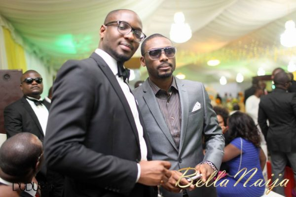 Tosin Alakija & Dotun Akinbode White Wedding 1 - March 2013 - BellaNaija336