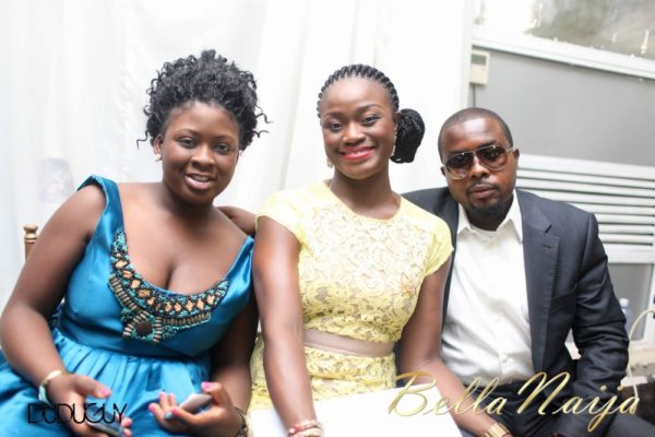 Tosin Alakija & Dotun Akinbode White Wedding 1 - March 2013 - BellaNaija337