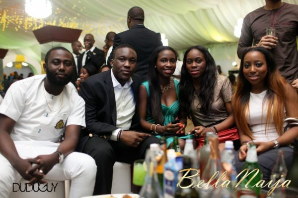 Tosin Alakija & Dotun Akinbode White Wedding 1 - March 2013 - BellaNaija339