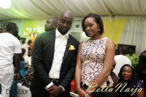 Tosin Alakija & Dotun Akinbode White Wedding 1 - March 2013 - BellaNaija354