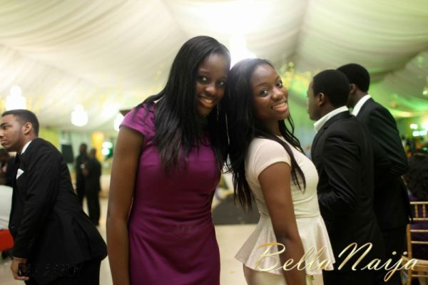 Tosin Alakija & Dotun Akinbode White Wedding 1 - March 2013 - BellaNaija360
