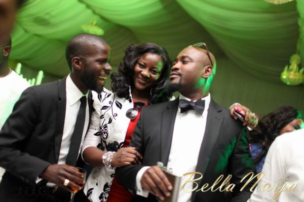 Tosin Alakija & Dotun Akinbode White Wedding 1 - March 2013 - BellaNaija368