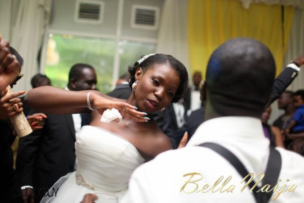 Tosin Alakija & Dotun Akinbode White Wedding 1 - March 2013 - BellaNaija372