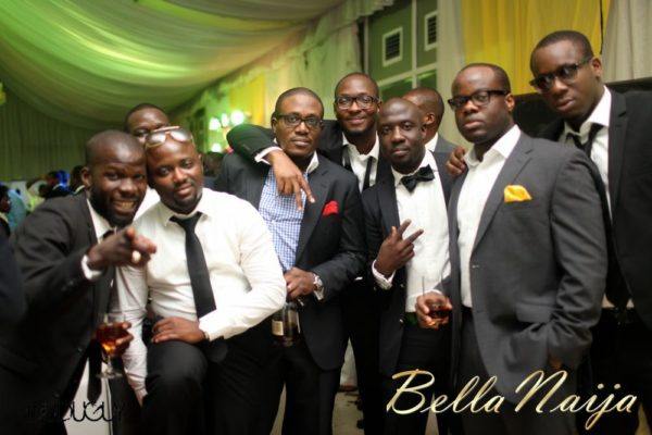 Tosin Alakija & Dotun Akinbode White Wedding 1 - March 2013 - BellaNaija377