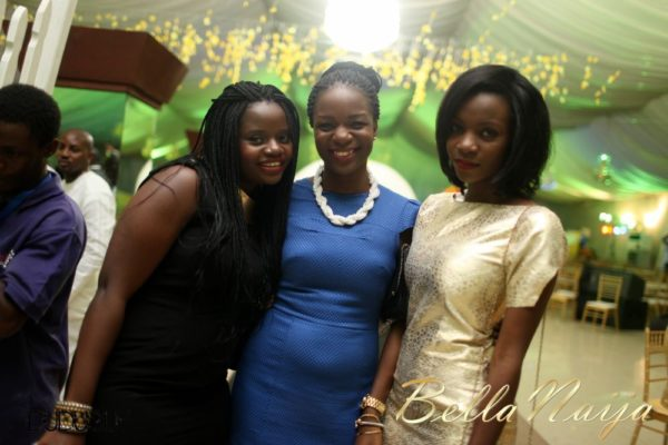 Tosin Alakija & Dotun Akinbode White Wedding 1 - March 2013 - BellaNaija382