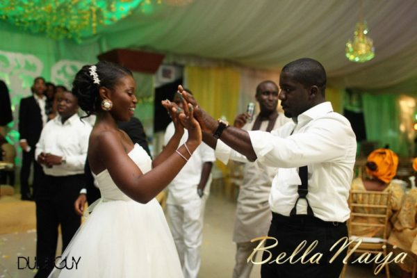 Tosin Alakija & Dotun Akinbode White Wedding 1 - March 2013 - BellaNaija387