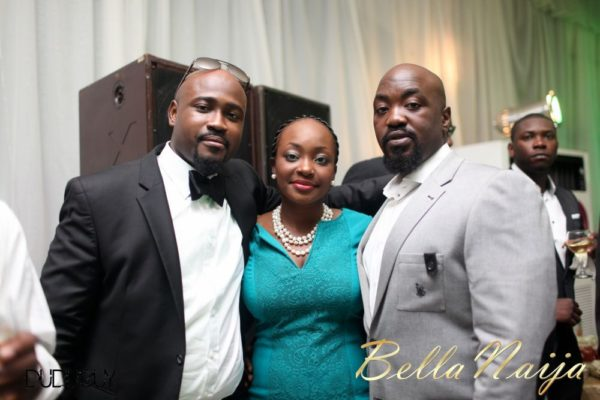 Tosin Alakija & Dotun Akinbode White Wedding 1 - March 2013 - BellaNaija399
