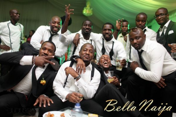 Tosin Alakija & Dotun Akinbode White Wedding 1 - March 2013 - BellaNaija412