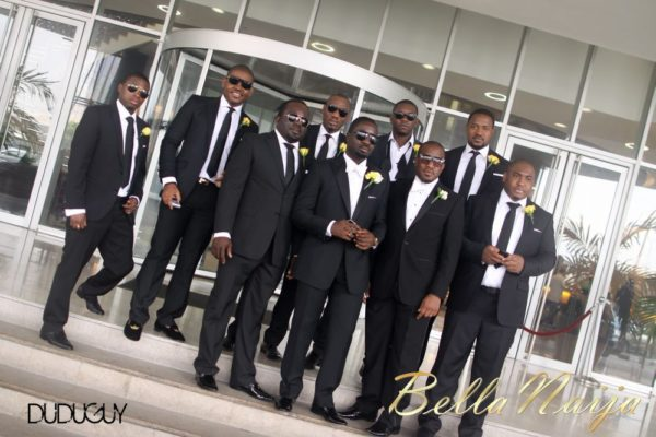 Tosin Alakija & Dotun Akinbode White Wedding 1 - March 2013 - BellaNaija488
