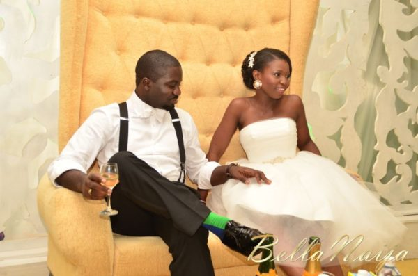 Tosin Alakija & Dotun Akinbode White Wedding 2 - March 2013 - BellaNaija064