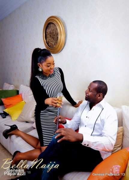 Tosin Obasa Bolade Kehinde Pre-Wedding Shoot - March 2013 - BellaNaija003