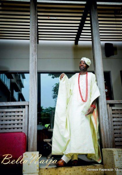 Tosin Obasa Bolade Kehinde Traditional Engagement - March 2013 - BellaNaija016