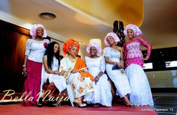 Tosin Obasa Bolade Kehinde Traditional Engagement - March 2013 - BellaNaija035