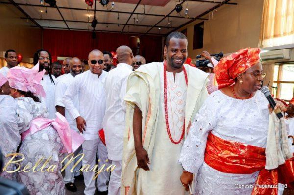 Tosin Obasa Bolade Kehinde Traditional Engagement - March 2013 - BellaNaija049