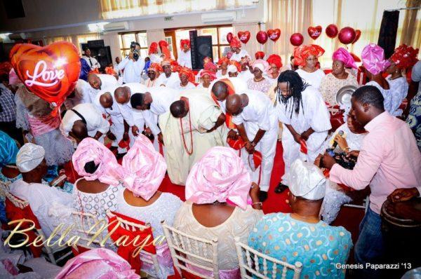 Tosin Obasa Bolade Kehinde Traditional Engagement - March 2013 - BellaNaija053