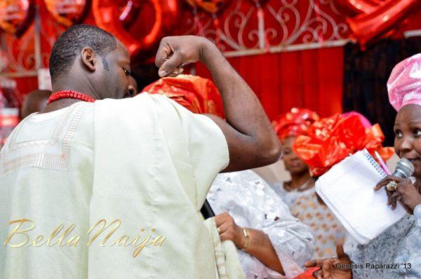 Tosin Obasa Bolade Kehinde Traditional Engagement - March 2013 - BellaNaija055