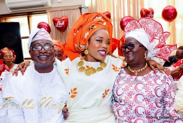 Tosin Obasa Bolade Kehinde Traditional Engagement - March 2013 - BellaNaija061