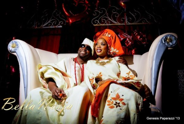 Tosin Obasa Bolade Kehinde Traditional Engagement - March 2013 - BellaNaija076