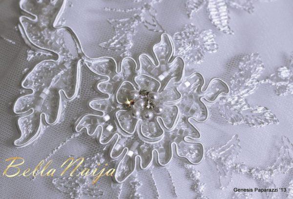 Tosin Obasa Bolade Kehinde White Wedding - March 2013 - BellaNaija005