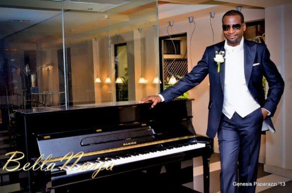 Tosin Obasa Bolade Kehinde White Wedding - March 2013 - BellaNaija015