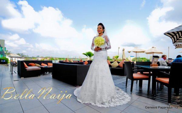 Tosin Obasa Bolade Kehinde White Wedding - March 2013 - BellaNaija029