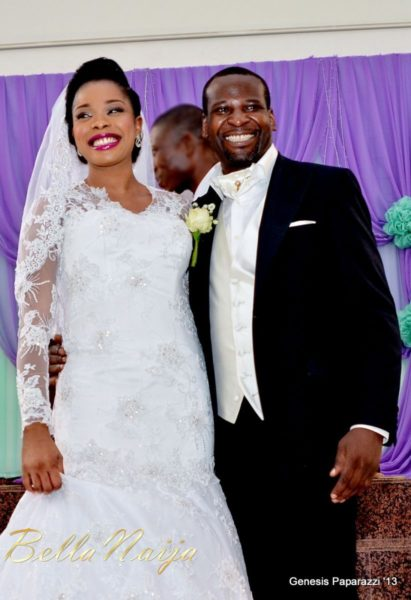 Tosin Obasa Bolade Kehinde White Wedding - March 2013 - BellaNaija053
