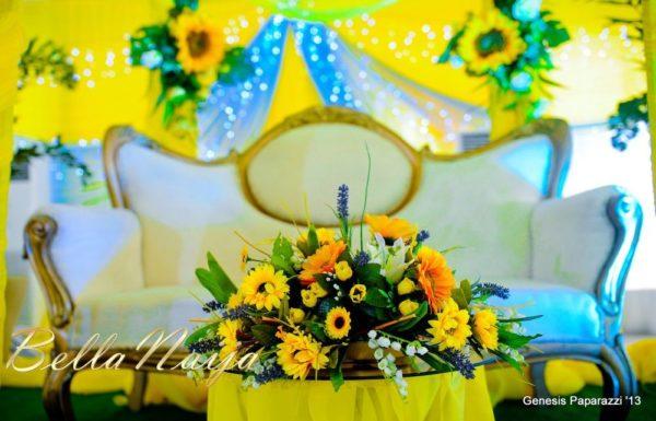 Tosin Obasa Bolade Kehinde White Wedding - March 2013 - BellaNaija060