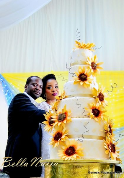 Tosin Obasa Bolade Kehinde White Wedding - March 2013 - BellaNaija113
