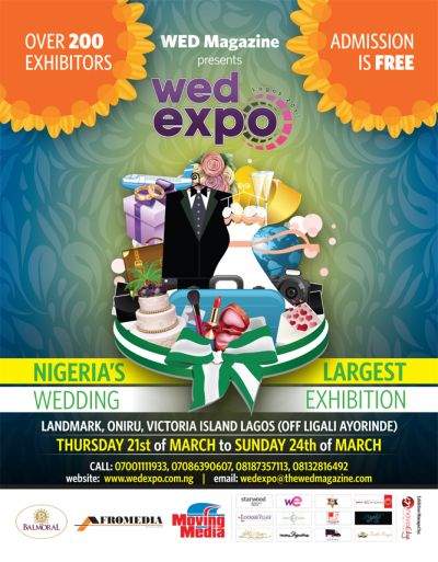 WED Magazine presents WED Expo 2013 - BellaNaija