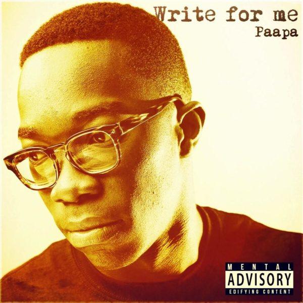 paapa - write for me