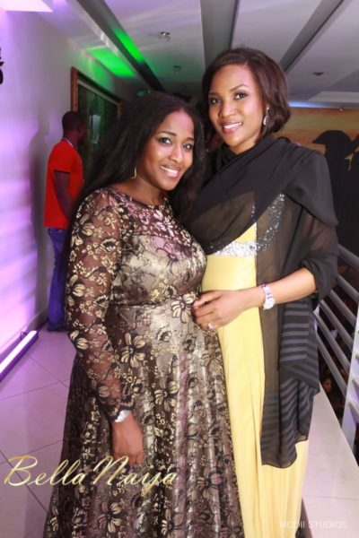 Ameena Rasheed & Hakeem Shagaya - Cocktail Party - Abuja - April 2013 - BellaNaija Weddings033