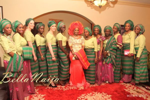 Ameena Rasheed & Hakeem Shagaya - Conveyance of the Bride & Cultural Evening - Abuja - April 2013 - BellaNaija Weddings008