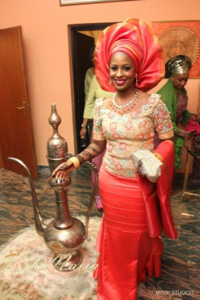 Ameena Rasheed & Hakeem Shagaya - Conveyance of the Bride & Cultural Evening - Abuja - April 2013 - BellaNaija Weddings009