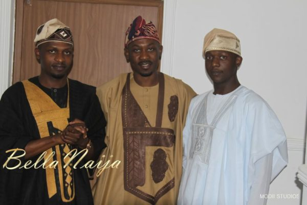 Ameena Rasheed & Hakeem Shagaya - Conveyance of the Bride & Cultural Evening - Abuja - April 2013 - BellaNaija Weddings014