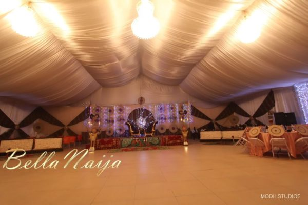 Ameena Rasheed & Hakeem Shagaya - Conveyance of the Bride & Cultural Evening - Abuja - April 2013 - BellaNaija Weddings015