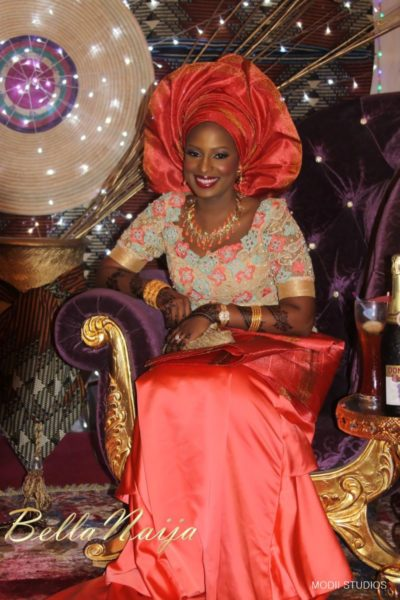 Ameena Rasheed & Hakeem Shagaya - Conveyance of the Bride & Cultural Evening - Abuja - April 2013 - BellaNaija Weddings018