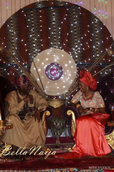 Ameena Rasheed & Hakeem Shagaya - Conveyance of the Bride & Cultural Evening - Abuja - April 2013 - BellaNaija Weddings021