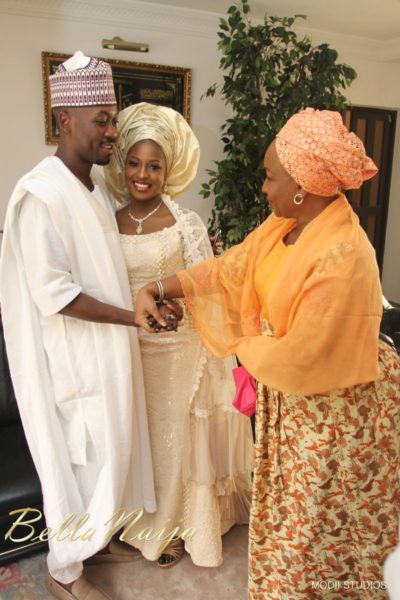 Ameena Rasheed & Hakeem Shagaya - Fatiha & Reception - Katsina - April 2013 - BellaNaija Weddings002
