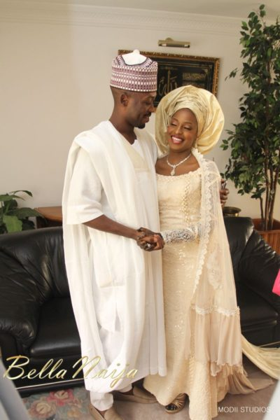Ameena Rasheed & Hakeem Shagaya - Fatiha & Reception - Katsina - April 2013 - BellaNaija Weddings003