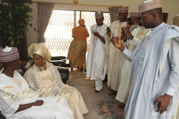 Ameena Rasheed & Hakeem Shagaya - Fatiha & Reception - Katsina - April 2013 - BellaNaija Weddings004