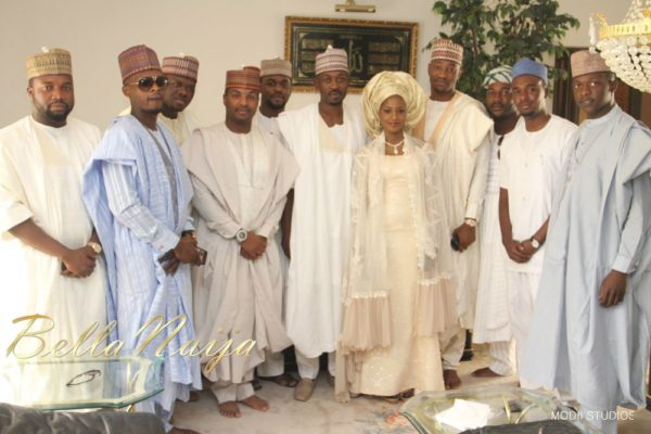 Ameena Rasheed & Hakeem Shagaya - Fatiha & Reception - Katsina - April 2013 - BellaNaija Weddings006