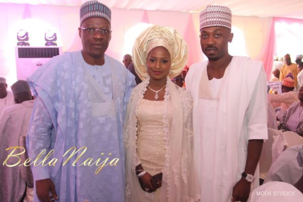 Ameena Rasheed & Hakeem Shagaya - Fatiha & Reception - Katsina - April 2013 - BellaNaija Weddings009