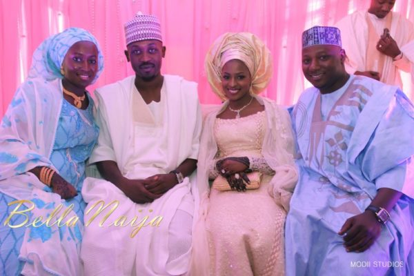 Ameena Rasheed & Hakeem Shagaya - Fatiha & Reception - Katsina - April 2013 - BellaNaija Weddings010